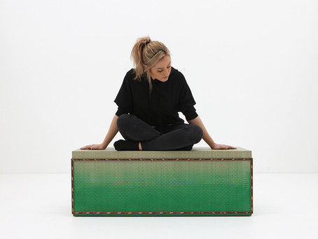 畳の活用用途  グラデーション畳
