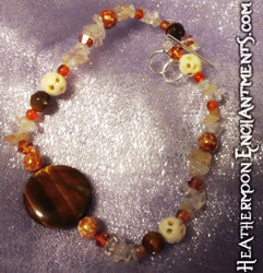 Magickal and Reiki-Charged Bracelets & Anklets