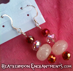 Magickal and Reiki-Charged Earrings