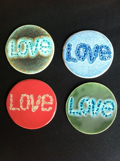 Cozy Coasters (in sets of 5)