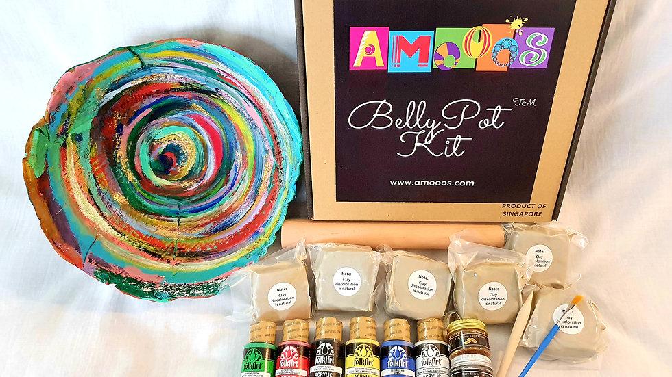 Amooo's BellyPot Kit