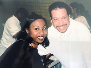 Richard SMALLWOOD Compositeur chanteur, chef de Choeur. Auteur de TOTAL PRAISE au GMWA 2003