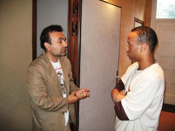 Raffy SHART, Réalisateur du film INCONTROLABLE 2005