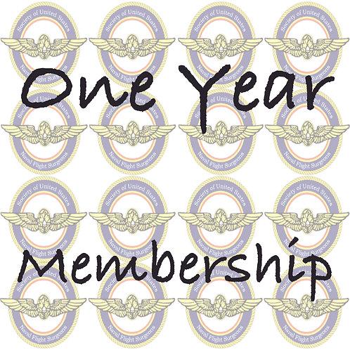 Membership - 1 year