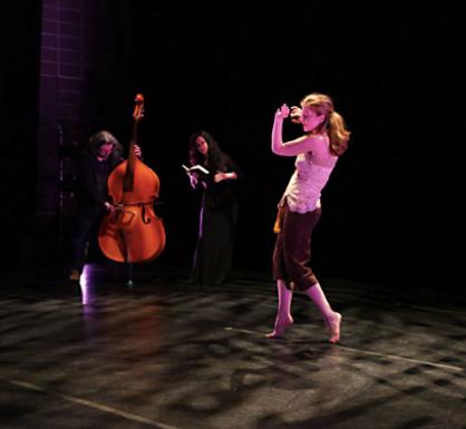 Dancestry...Vivid, Austin, TX