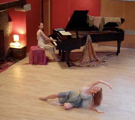 European Soiree: Duncan Dance Project at Sutton House, London