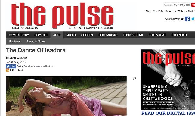The Pulse: Arts, Entertainment, Culture