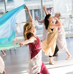 ODC Hotspot: Isadora Duncan Dance Technique, San Francisco, CA