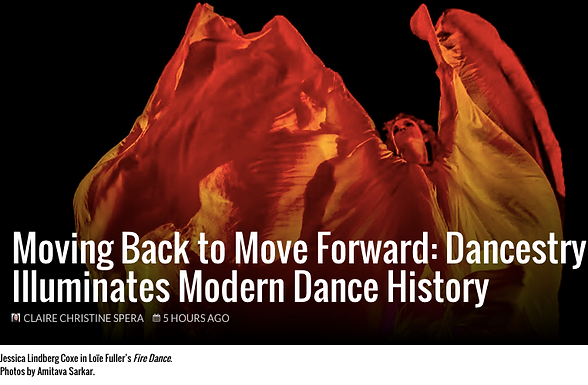Dancestry at Texas State University
