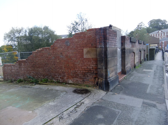 Daneside Mill (remains of) - Congleton(2