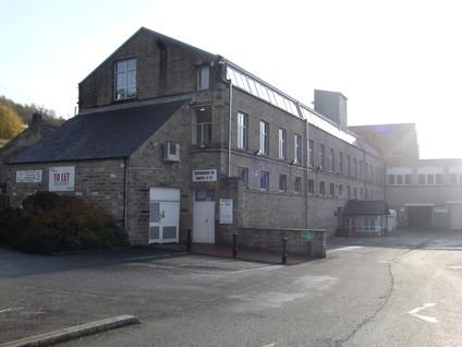 Queens Square Woollen Mill - Honley(7).J