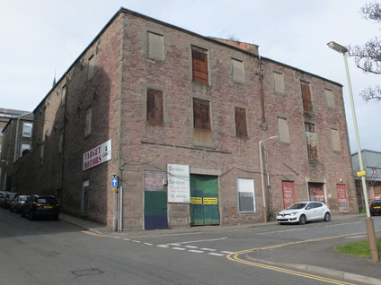 Lower Dens Mills - Warehouse - Dundee -