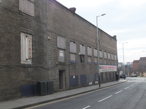 Lower Dens Mills (North Mill) - Dundee.J