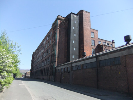 Whitelands Mill - Ashton-u-Lyne(2).JPG