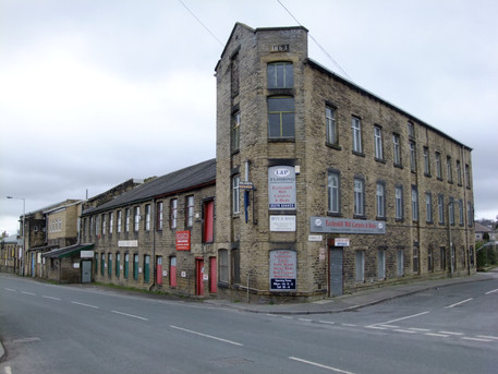 Eccleshill Mills - Eccleshill.JPG