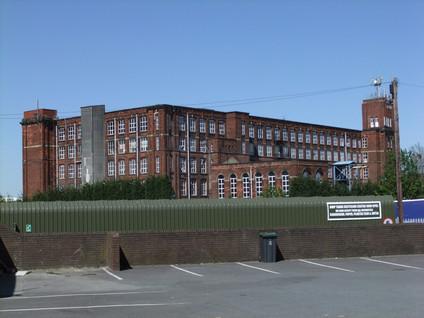 Guidebridge Mill - Ashton-u-Lyne(6).JPG