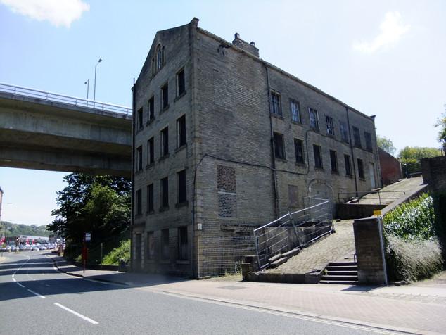 Dean Clough - Marshalls Mill - Halifax.j