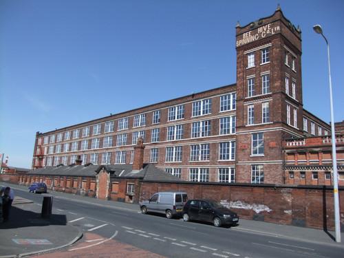 Beehive Mill No.1 - Bolton.JPG