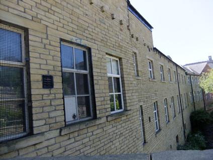 Dean Clough - Fletchers Mill - Halifax(2