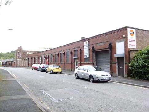 Egyptian Mill - Wellington Street - Bury