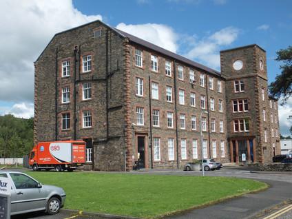 Netherdale Mill - Galashiels.JPG