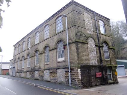 Ribbleden Mill - Holmfirth(2).JPG