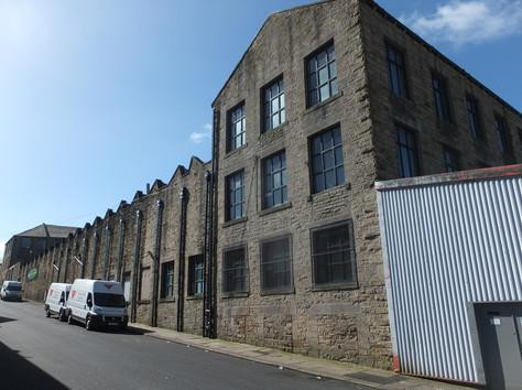 Derby Street Mill - Colne(6).JPG