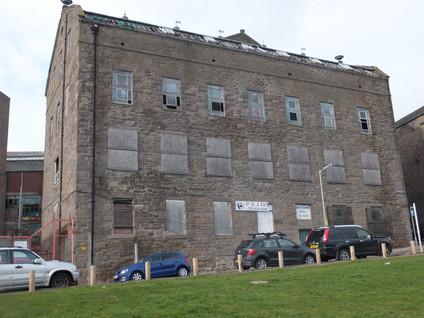Lower Dens Mills (St Roque's Mill) - Dun