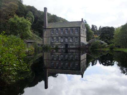 Lord Holme (Gibson) Mill - Hebden Bridge