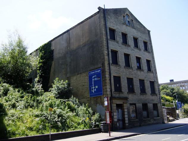 Dean Clough - Marshalls Mill - Halifax(3