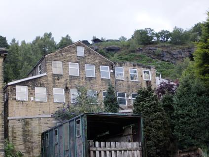 Baildon Green Mill - Baildon.JPG