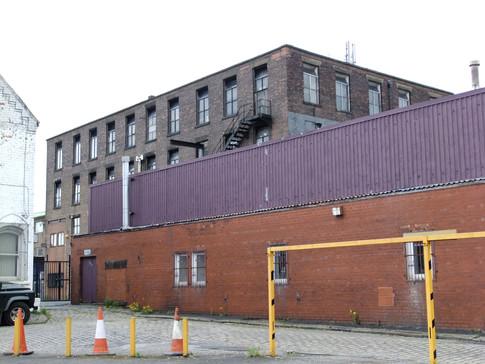 Britannia Works - Fountain Street North