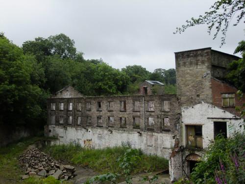 Ingersley Vale (Clough) Mill - Bollingto