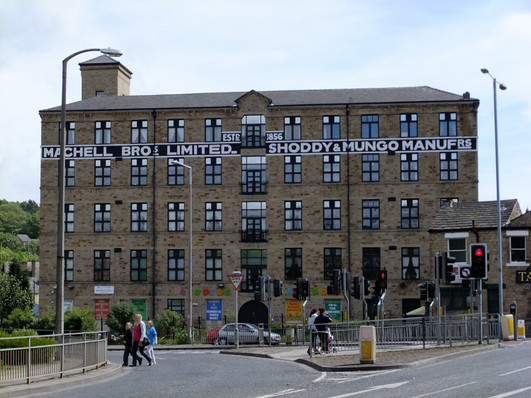 Cloth Hall (Machells) Mill - Dewsbury(13