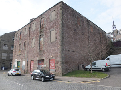 Lower Dens Mills - Warehouse - Dundee(3)