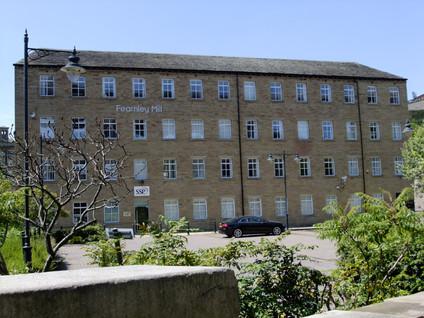 Dean Clough - Fearnley Mill - Halifax(2)