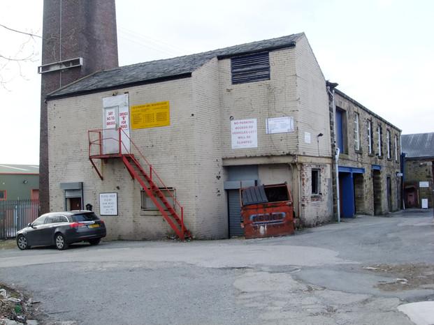 Cotton Hall Mill - Darwen(2).JPG