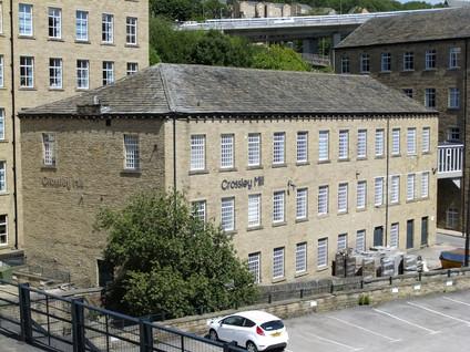 Dean Clough - Crossley Mill - Halifax(2)
