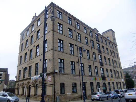 Cloth Hall (Machells) Mill - Dewsbury(3)