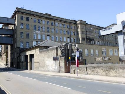 Dean Clough - D Mill - Halifax .JPG