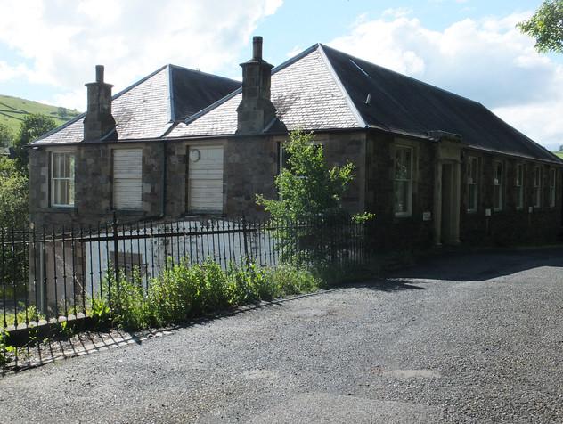 Buckholm Mill - Galashiels.JPG