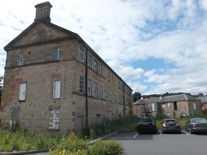 Ward & Brettle's Hosiery Factory - Belpe