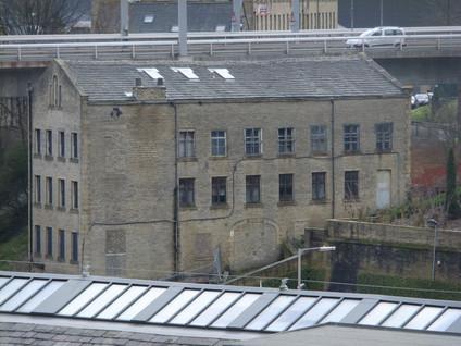 Dean Clough - Marshalls Mill - Halifax(4