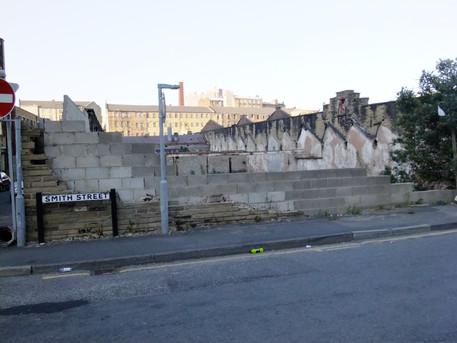 Atlas Mills - outer walls -  Bradford(3)