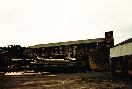 Brookbottom (Andrew's) Mill - Mossley (2