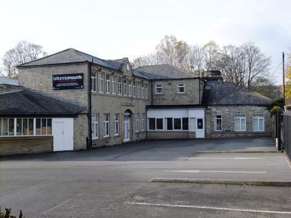 Queens Square Woollen Mill - Honley(5).J