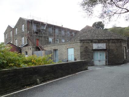 Springvale Mill - Haslingden(9).JPG