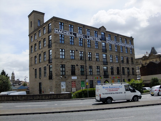 Cloth Hall (Machells) Mill - Dewsbury(16