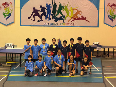 G5-U Table Tennis Tournament