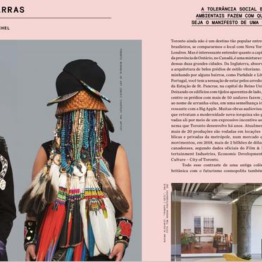L'Officiel Brasil Magazine, Nov 2019